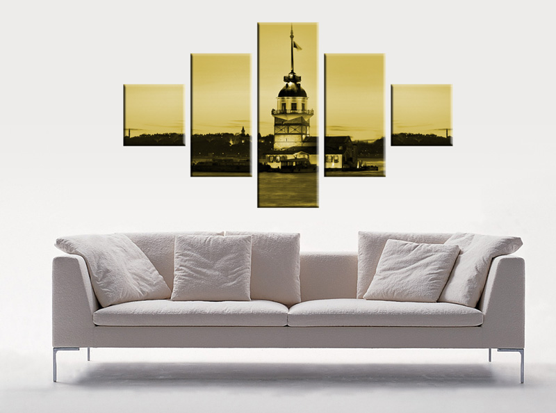 Modern Canvas Dizayn Canvas Tablo Modelleri