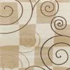 saray halı modeli, modern geometrik halı tasarımı