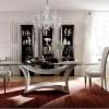 cam yemek masası takımı