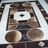 geomtrik desenli halı modeli