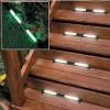 Bahçe Merdiven Aydınlatma Elemanı Tasarımı