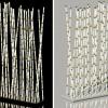 Bambu Figürlü Aydınlatma Elemanı