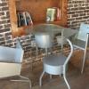 farklı cafe sandalye