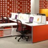 İlginç ofis masa dizayn