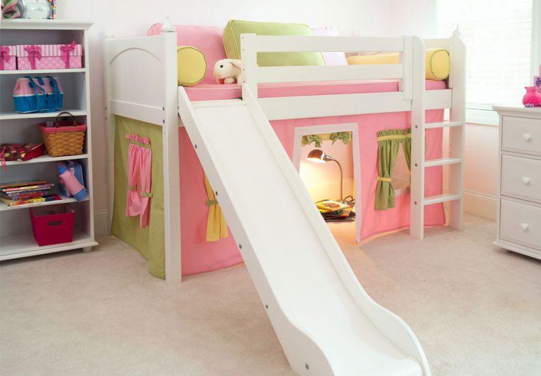 Oyun Parklı Çocuk Odaları Tasarımları
