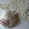 Canavar Figürlü Halı Tasarımı