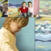 Çocuk odası duvar modelleri