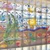 Farklı cam tuğla tasarımı