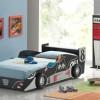 Çilek arabalı yatak modeli