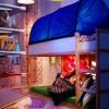İkea modern çocuk odası örneği
