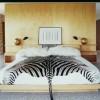 Şık yatak örtüsü modeli