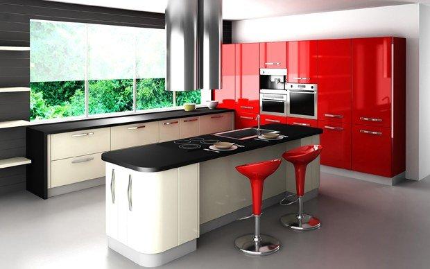 Mutfaklar İçin Dekoratif Bar Sandalyesi Modelleri